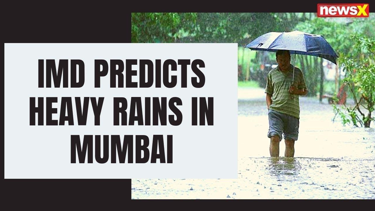 IMD predicts heavy rains in Mumbai