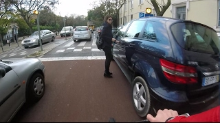18 Random stuff that happens while biking in Lisbon February 2017 L...