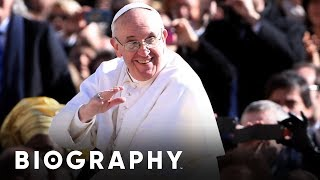 Pope Francis - The First Jesuit Pope of the Roman Catholic Church | Mini Bio | Biography