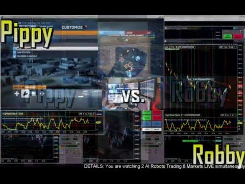 Robotic Trading - Gaming Battlefield 3 - Flying Planes - Coding AND Trading LIVE