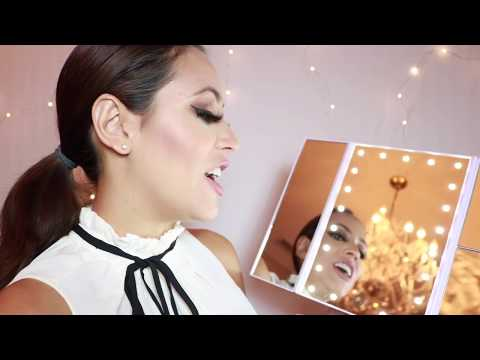 Is this Instagram Beauty Mirror a Sham?! Impressions Vanity Mirror First Impression