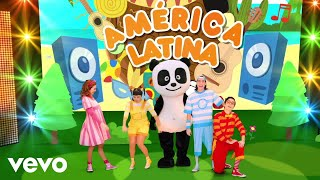 Panda e Os Caricas - Os Ritmos Latinos (Karaoke)