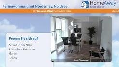 Norderney: Ferienwohnung, Neubau in 2008, wenige Gehminuten vom Nordstrand - FeWo-direkt.de Video