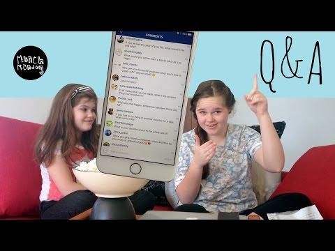 kids q&a Munch Monday (EP45)