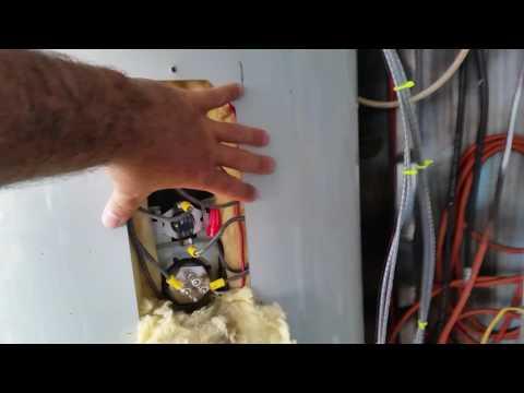 DC Hot Water Heater Tank Dump Load Solar & Wind Part 8