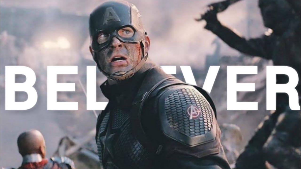 Avengers//Believer//Imagine Dragons