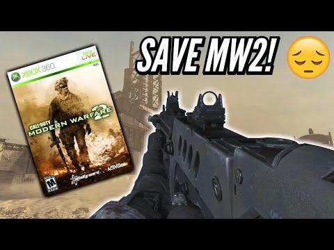 Modern Warfare 2 Is Dying... (SAVE IT) 😭