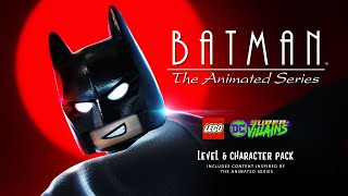 Mask Of The Phantasm Lego DC Super-Villians Batman The Animated Series DLC