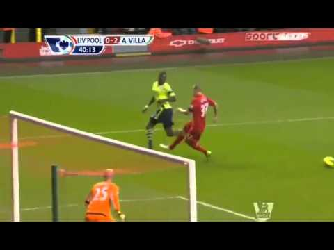 Andreas Weimann Goal VS Liverpool 3-1 (15/12/2012) FULL HD
