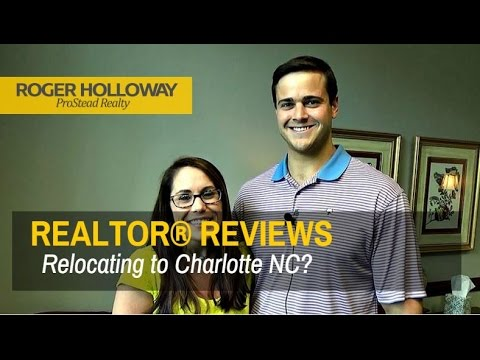 Relocating to Charlotte NC? REALTOR® Review of Roger Holloway