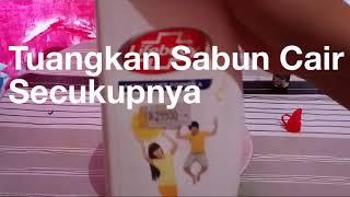 DIY Jiggly Cocopandan Slime || Cara membuat Jiggly Cocopandan Slime