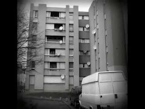 Aulnay-sous-Bois (93) : visite de la cité 'Les 3000'
