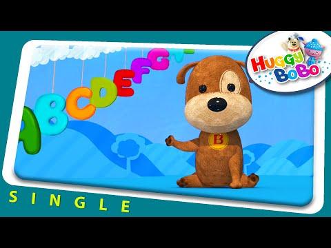 ABC Song   Nursery Rhymes   By HuggyBoBo