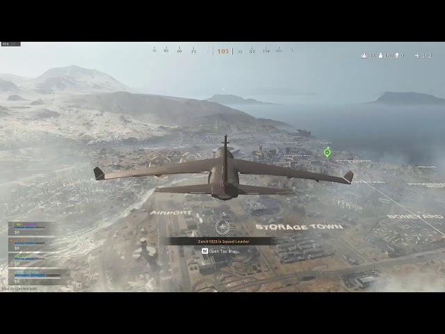 Warzone - Quads - Gameplay