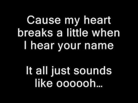 Bruno Mars - When I Was Your Man (lyrics)