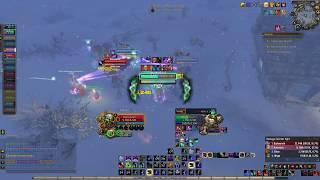 Bajheera - 7.2.5 Unholy Death Knight AB Blizzard Beatdown - WoW Legion PvP