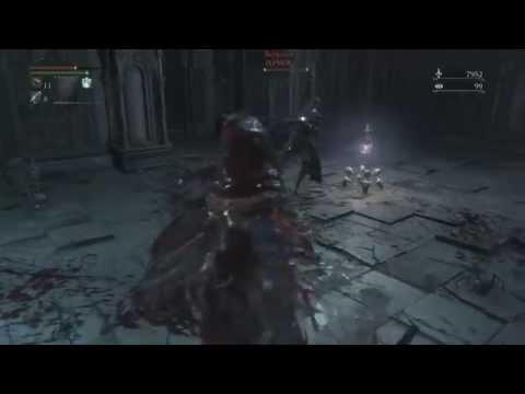 Bloodborne - Oroboro Joins The Hunt