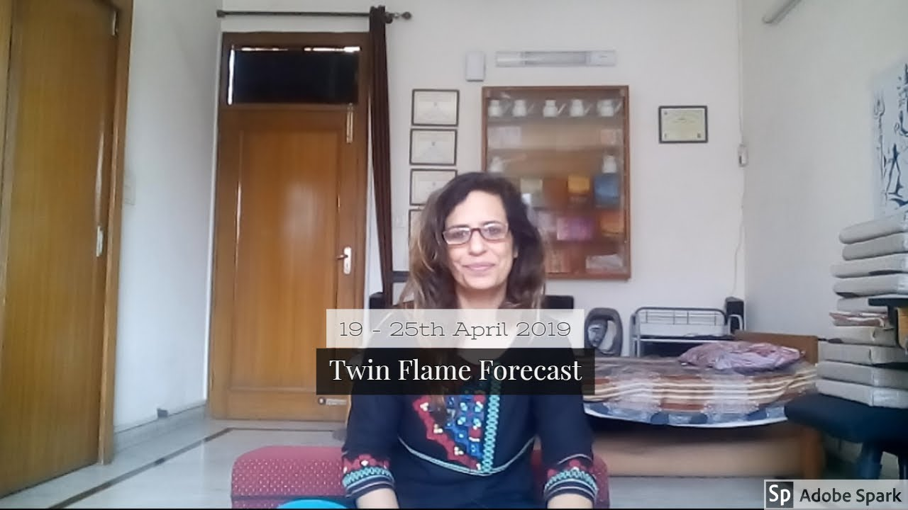 Twin Flames Weekly Angelic Forecast, 19th - 25th April 2019