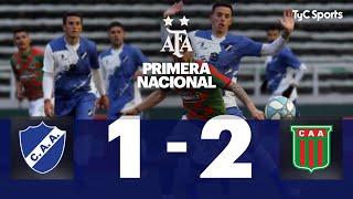 Alvarado 1 VS Agropecuario 2 | Fecha 1  | Primera Nacional | 2019/2020