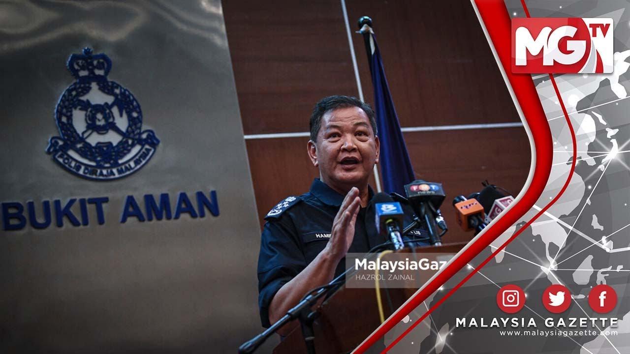 TERKINI : POLIS Akan Periksa RIDER Hantar Makanan Seludup Rokok - Ketua Polis Negara