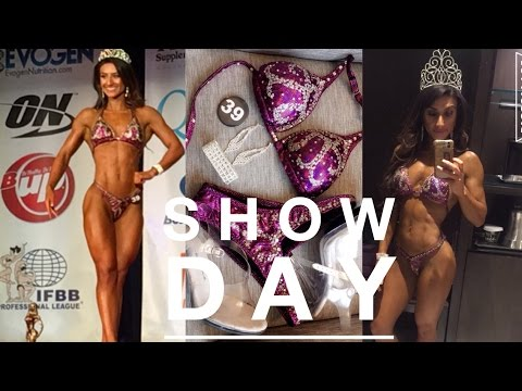 My First NPC Figure Competition | SHOW DAY Ep.22