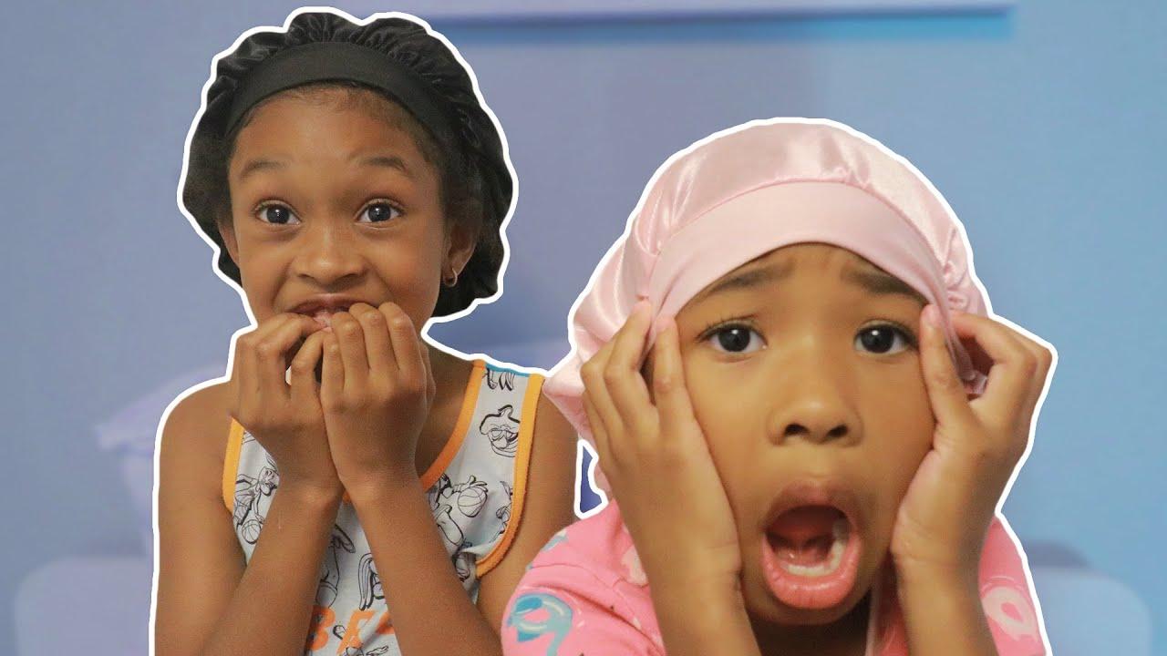 Too Scary 😱 I can't Sleep!!! | Sekora And Sefari Pretend Play Skit & Story