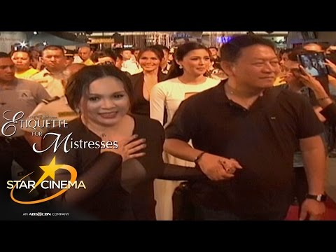 'Etiquette For Mistresses' Now Showing! (The Chito Roño masterpiece)