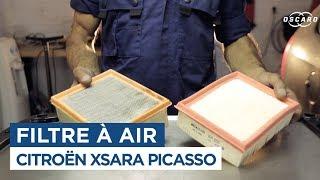 Comment changer le filtre à air sur Xsara Picasso