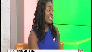 Fighting Malaria - AM Show on JoyNews (24-4-19)