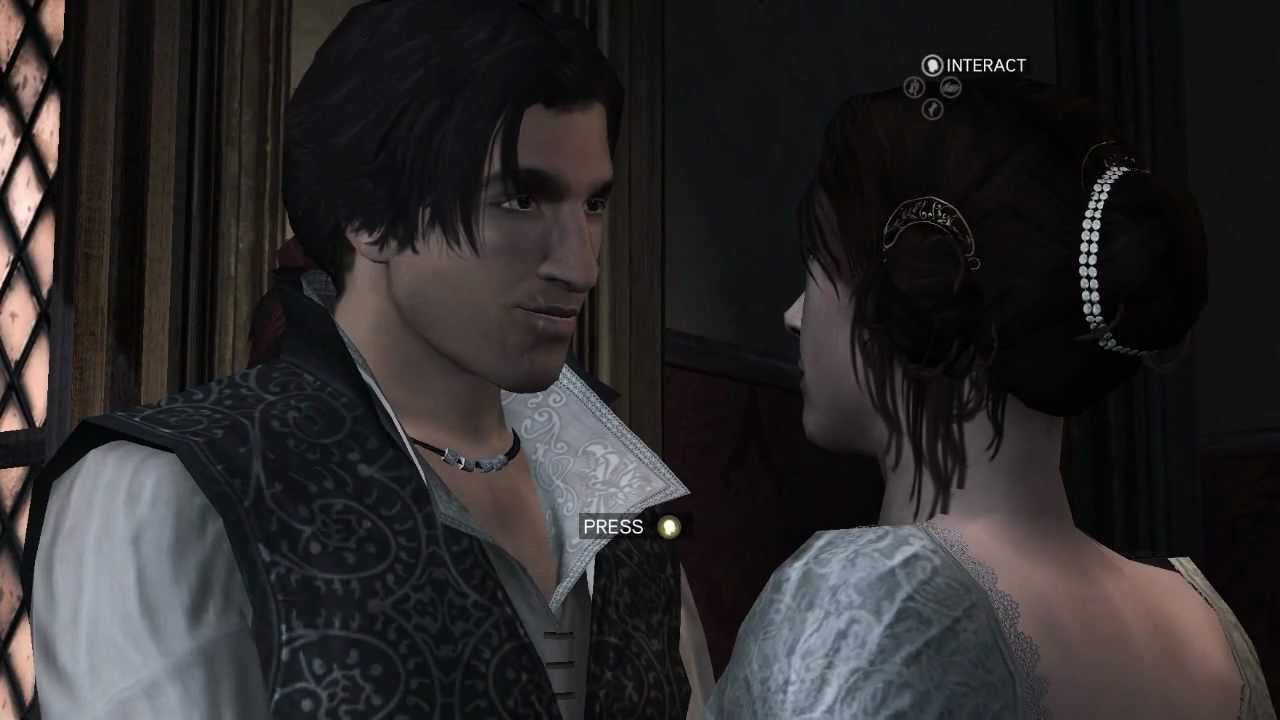 Assassins creed 2 sex scene video