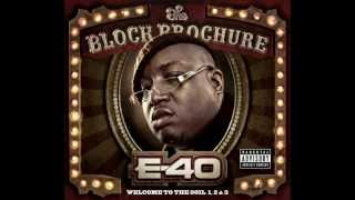 Function E-40 feat. Problem, Young Jeezy, Chris Brown, French Montana & Red Cafe-