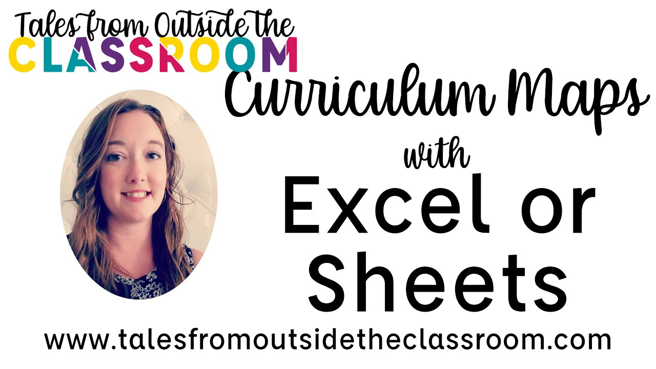 curriculum mapping with excel youtube. Black Bedroom Furniture Sets. Home Design Ideas