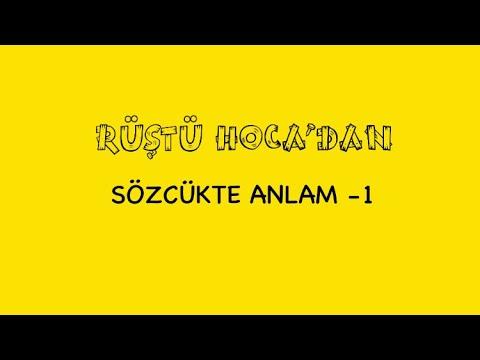 TYT Türkçeyi Tek Videoda Full Tekrar Et!