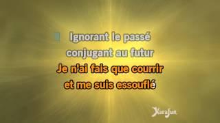 Karaoké Hier encore (duo) - Charles Aznavour *