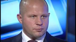 Фёдор Емельяненко на 12 Канале (Омск) ПОЛНАЯ ВЕРСИЯ!!!