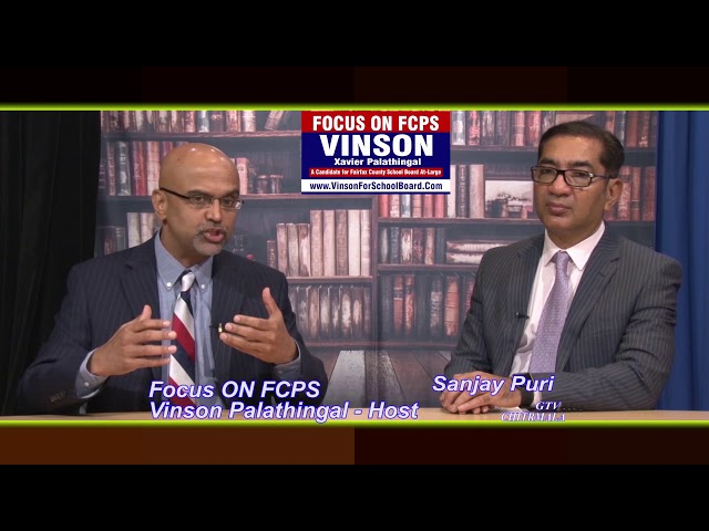 VINSON FOR SCHOOL BOARD  - Chitramala - 29 OCT 2019