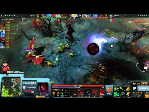 Empire vs Fnatic - Dota 2 Champions League - G2