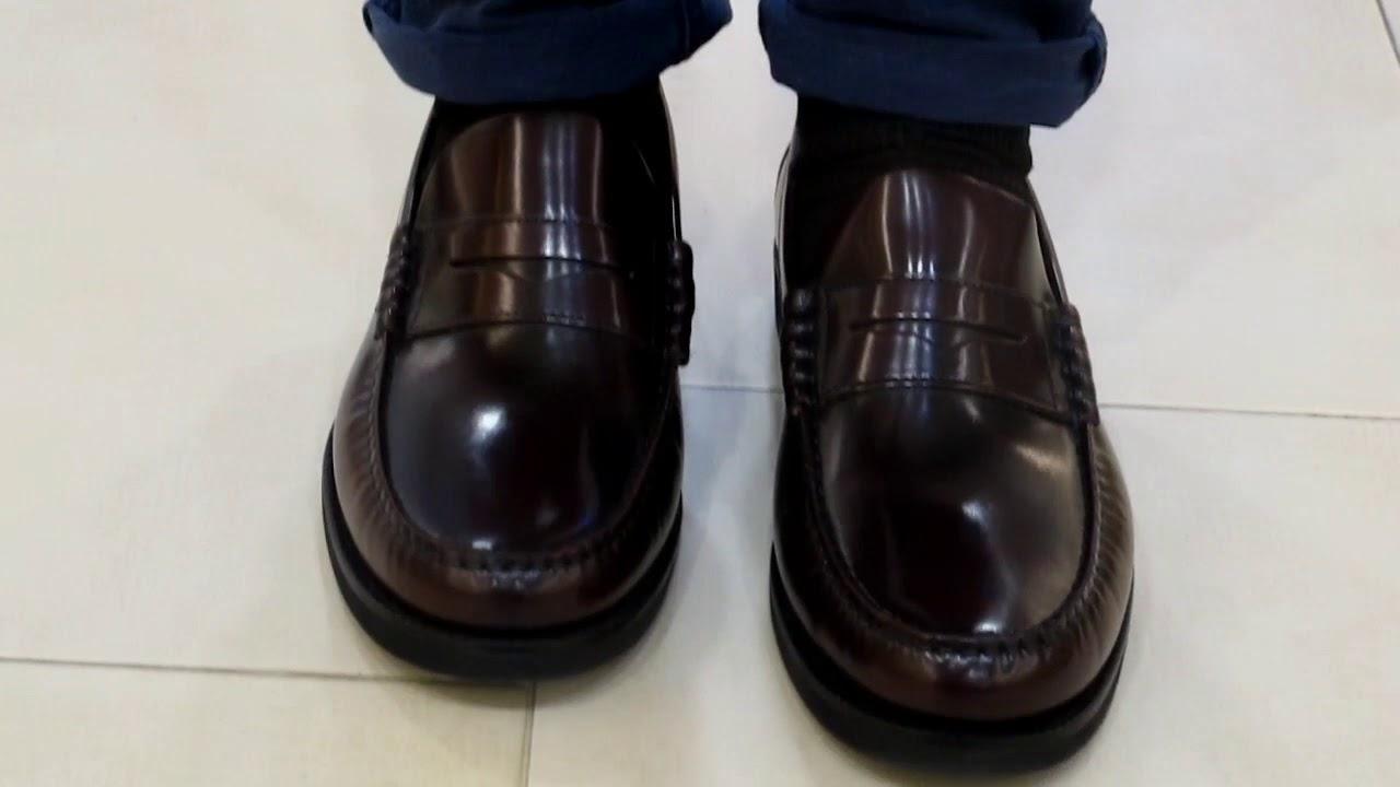 Burdeos Zapatos Mocasín Dino Fluchos En Stamford byvfY7g6