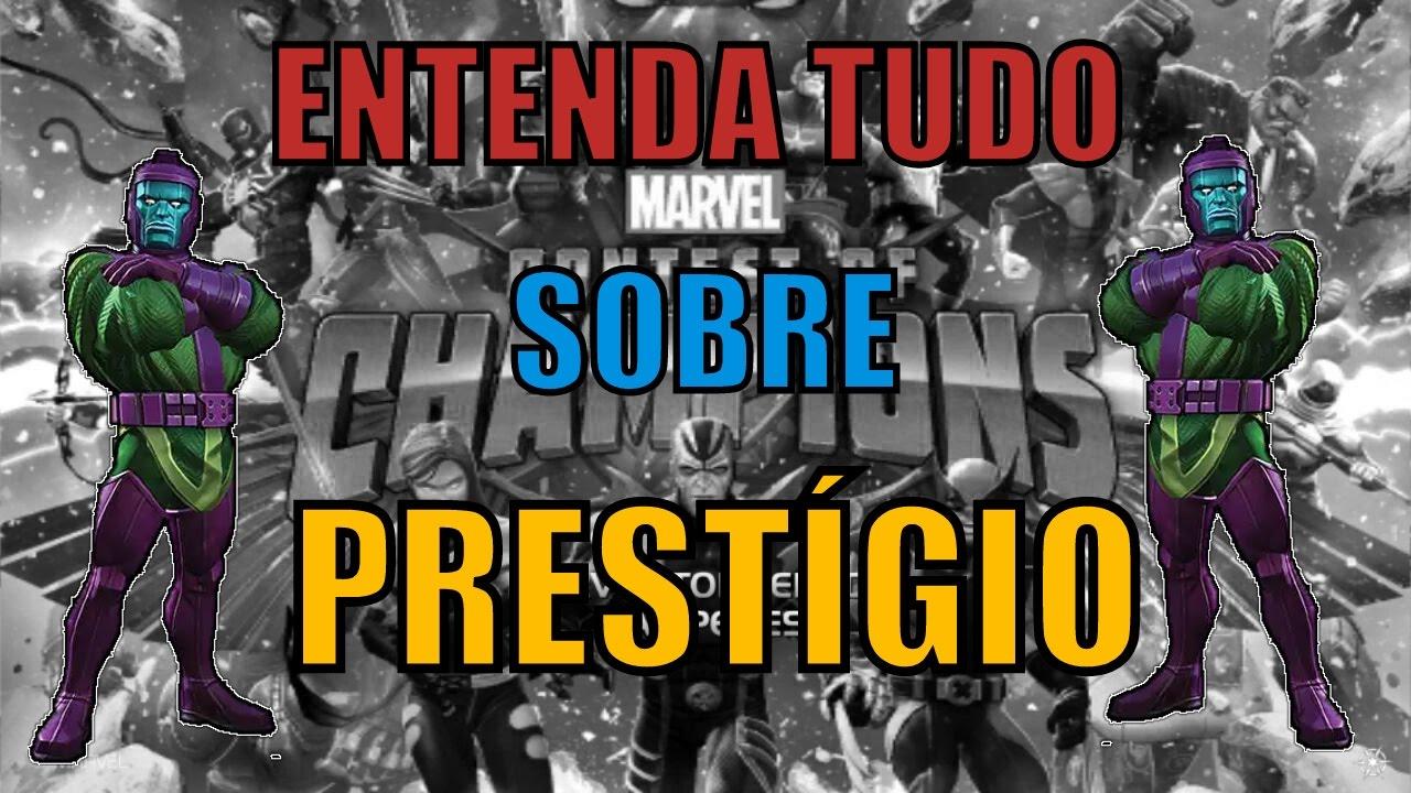 Calcular O Saber Prestigio Fácilmente Marvel Batalla De Superheroes Mcoc By Cesgame