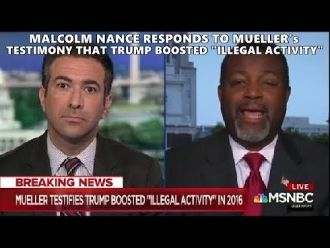 Download Malcolm Nance Responds to Mueller's Testimony - Trump Boosted Illegal Activity // The Beat MSNBC