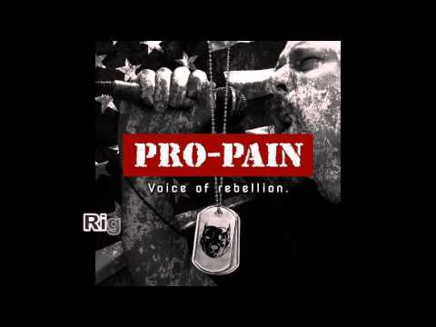 PRO-PAIN - Voice Of Rebellion 2015 (FULL ALBUM HD)