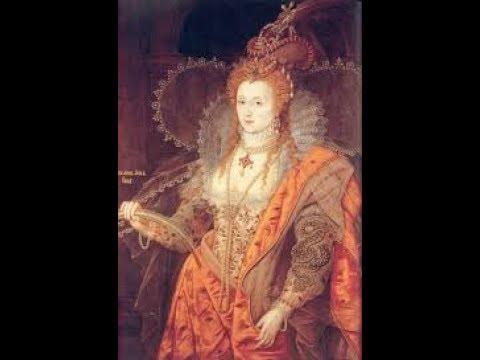 BBC Короли и королевы  Елизавета I , 1558 1603