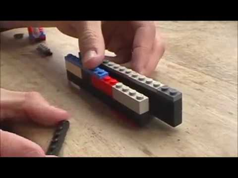 lego desert eagle instructions free