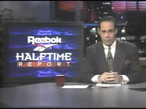 1996 3  November Chicago Bulls Charlotte Hornets  Dennis Rodman első Bulls meccse