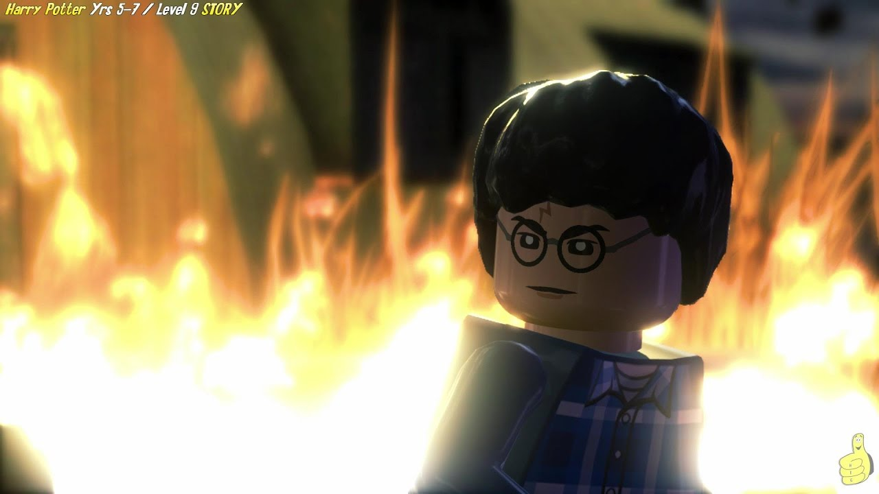 Lego Harry Potter Years 5 7 Level 9 Not So Merry Christmas Story Htg Youtube