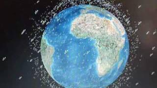 先日、国際宇宙ステーションに宇宙ゴミが接近し宇宙飛行士が一時待避し...