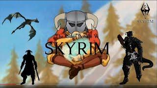 Live Skyrim Play-through episode #1 - The Dragonborn