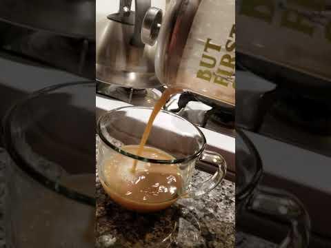 Preparing my Chai