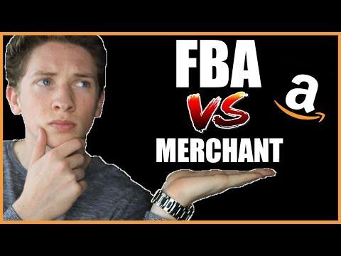 "Amazon FBA vs  Merchant Sellers (DON""T SELL AS A MERCHANT!)"