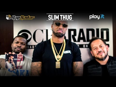 Slim Thug (Full) - Rap Radar